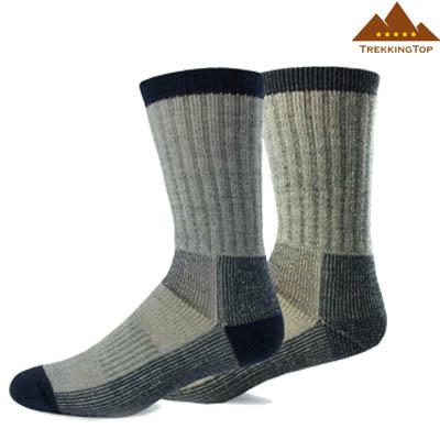 Alpin-Loacker-calcetines-trekking-lana