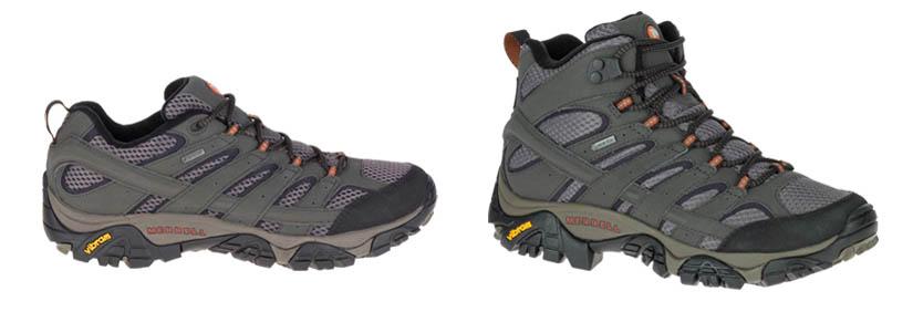 botas-montana-versus-zapatillas