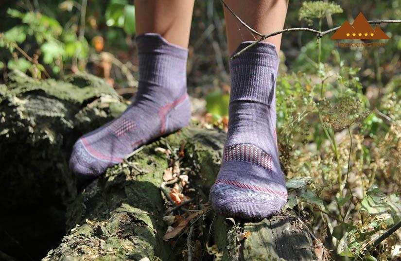 calcetines-trekking-amortiguacion