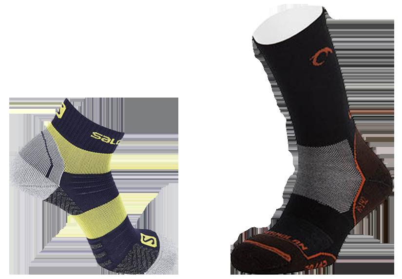 calcetines-trekking-diferentes-alturas