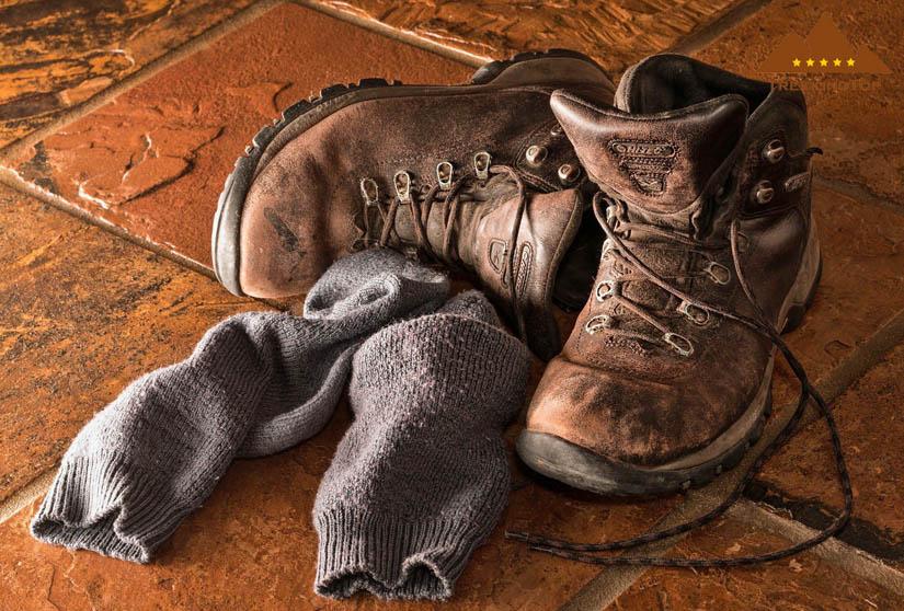 calcetines-trekking-transpirabilidad