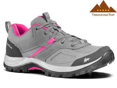 zapatillas-trekking-mujer-Decathlon-impermeables