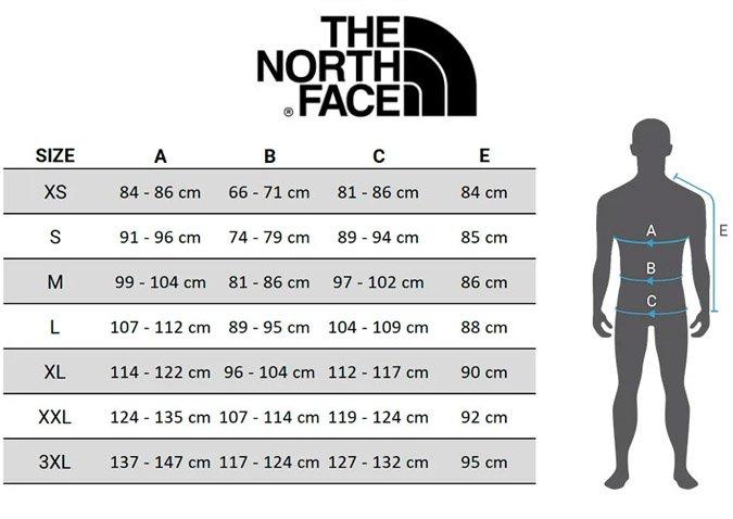 tallas-the-north-face-ropa-hombre-chaqueta